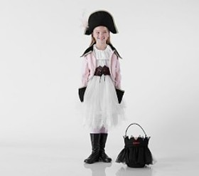 Pottery Barn Over-the-Top Pink Pirate Costume