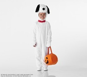 Pottery Barn Snoopy<sup>®</sup> Costume