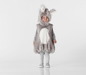 Pottery Barn Toddler Woodland Squirrel Costume