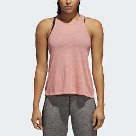 Adidas Performer Open Back Tank Top