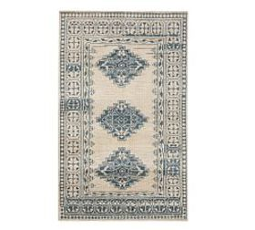 Pottery Barn Jaareh Hand-Knotted Rug