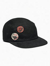 Lucky Brand All Over Patch Hat