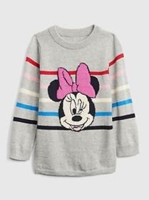 babyGap &#124 Disney Minnie Mouse Tunic Sweater