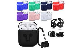 Airpods Case Accessory Best Kit (5-Piece) Protecto