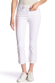 Seven7 Mid Rise Boot Cut Jeans