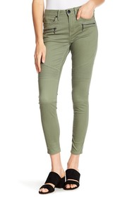 Seven7 Mid-Rise Utility Ankle Skinny Jeans