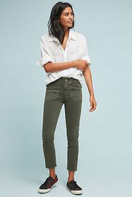 Anthropologie Paige Hoxton High-Rise Skinny Jeans