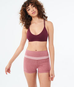 Aeropostale LLD Colorblocked Volleyball Shorts
