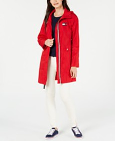 Tommy Hilfiger Packable Anorak Jacket, Created for