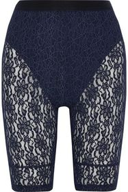 NINA RICCI Embroidered lace shorts