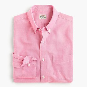 J. Crew Slim American Pima cotton oxford shirt wit