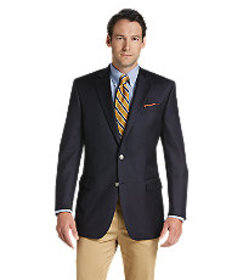 Jos Bank Reserve Collection Traditional Fit Blazer