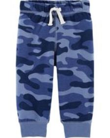 Osh Kosh Baby BoyCamo Pull-On Fleece Joggers