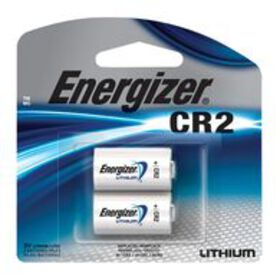 Energizer Lithium Battery CR2, 2-Pack