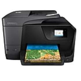 HP OfficeJet Pro 8710 All-in-One Inkjet Printer on sale at Staples