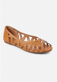 Justice Strappy Open Toe Sandals