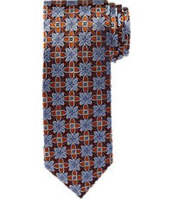 Jos Bank Reserve Collection Connected Floral Tie C