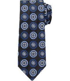 Jos Bank Reserve Collection Round Medallion Tie CL