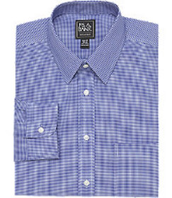 Jos Bank Traveler Collection Slim Fit Point Collar