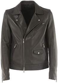 Karl Lagerfeld Leather Jacket for Men