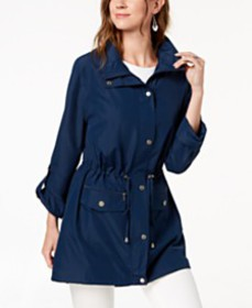 Style & Co Hooded Anorak Jacket, Created for Macy'