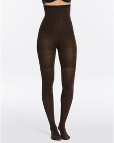 Spanx Luxe Leg High-Waisted Mid-Thigh Shaping Tigh