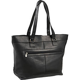 "Le Donne Leather 16"" Laptop Business Tote"