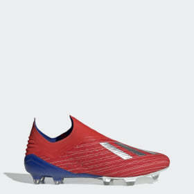 Adidas X 18+ Firm Ground Cleats
