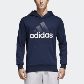 Adidas Essentials Linear Pullover Hoodie