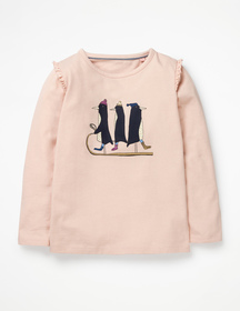 Boden Party Graphic T-shirt