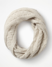 Boden Cable Snood