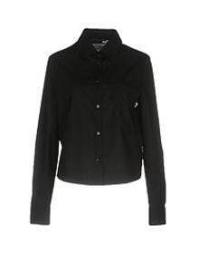 LOVE MOSCHINO - Solid color shirts & blouses