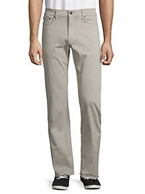 Lucky Brand Stretch Straight-Leg Colored Jeans ROC