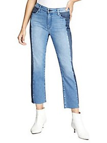 Sanctuary Modern Standard Straight Cropped Jeans N