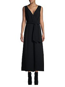 French Connection Bessie Crepe Wide-Leg Jumpsuit B