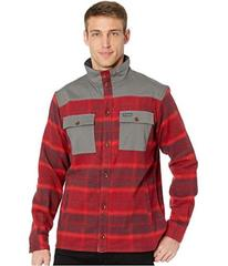Columbia Red Element Large Plaid