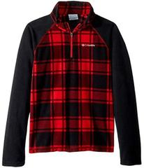 Columbia Red Spark Check/Black