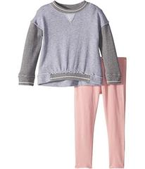 Splendid Littles Two-Tone French Terry Top Set (To