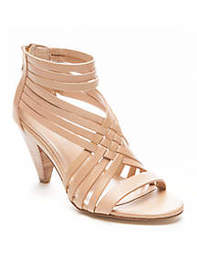 The Limited Adonna Memory Foam Heel Sandal