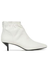 3.1 PHILLIP LIM Ruched leather ankle boots