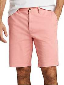 Nautica Classic-Fit Flat-Front Deck Shorts PINK SH