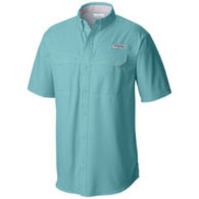 Columbia Men's Low Drag Offshore PFG Short-Sleeve
