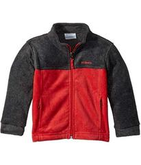 Columbia Charcoal Heather/Red Spark