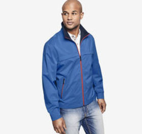 Johnston Murphy Active Zip-Front Jacket