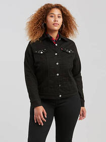 Levi's Original Trucker Jacket (Plus Size)