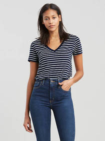 Levi's Perfect V-Neck Tee Shirt