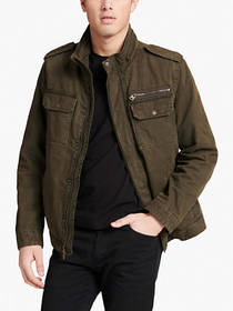Levi's Two Pocket Military Jacket