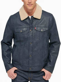 Levi's Classic Trucker Jacket with Removable Sherp