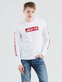 Levi's Long Sleeve Graphic Tee Shirt