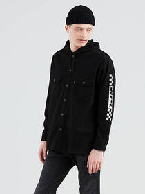Levi's Hooded Worker Shirt